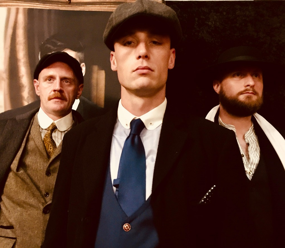Peaky Blinders Bar Liverpool