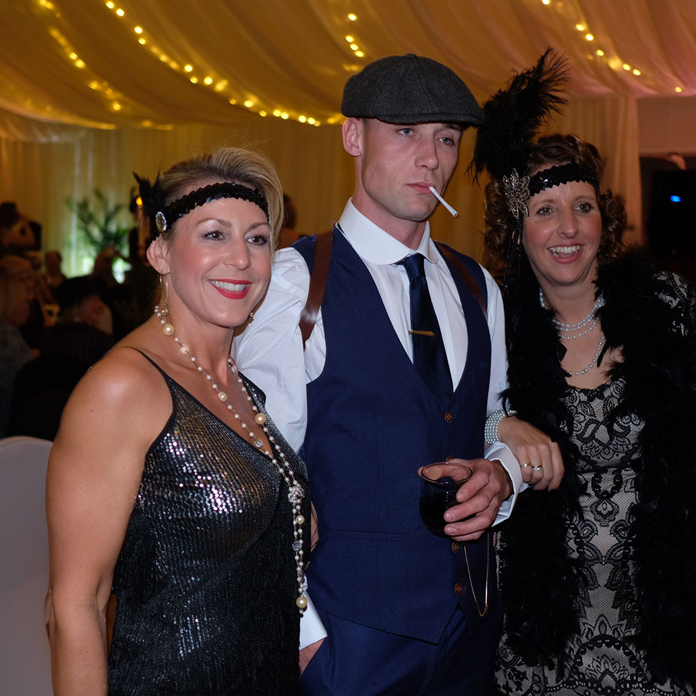 Speakeasy Peaky Blinders Event East Markham