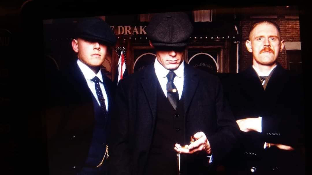 peaky blinders Lookalikes